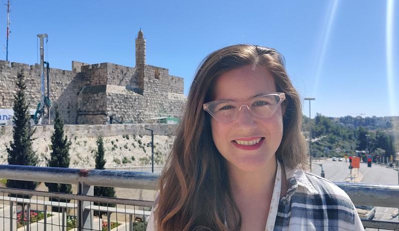 Ori Unterman Guiding Jerusalem